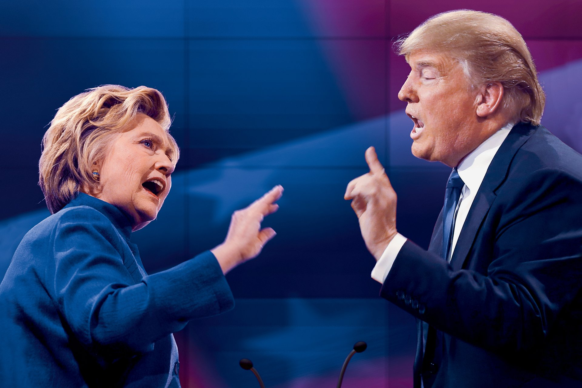 the debate Npr's politics team, with help from reporters and editors who cover national security, immigration, business, foreign policy and more, live annotated the debate portions of the debate.