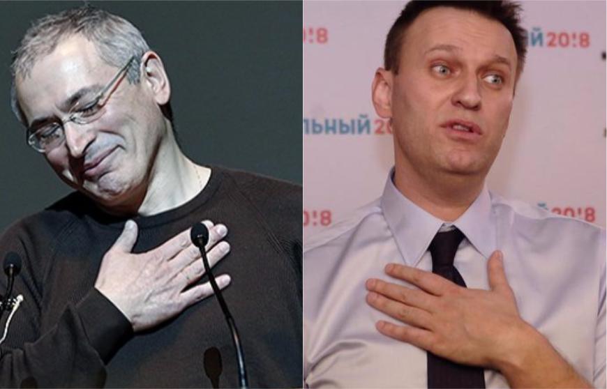 "Attēlu rezultāti vaicājumam ""навальный ходорковский"""
