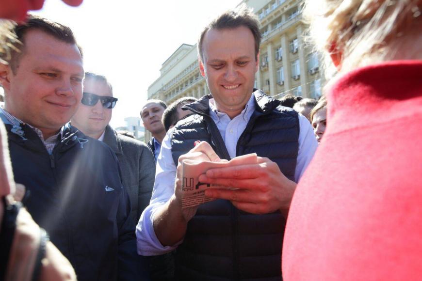 Вглобальной сети назвали настоящую цену политических афер Навального— Цинизм на млрд.