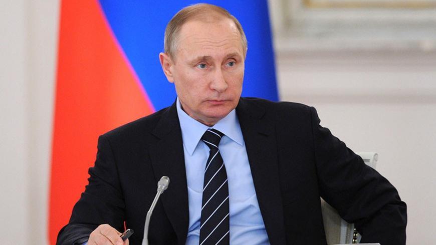 Путин призвал голосовать за Российскую Федерацию