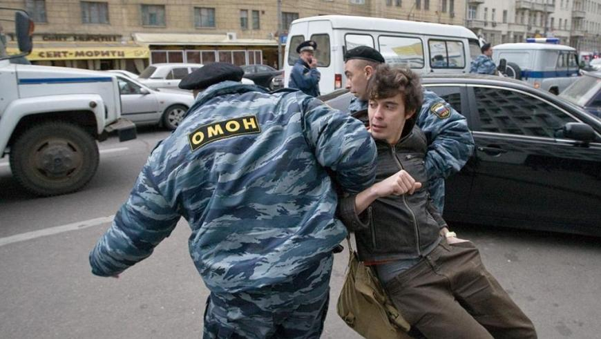 Агент СБУ Роман Доброхотов