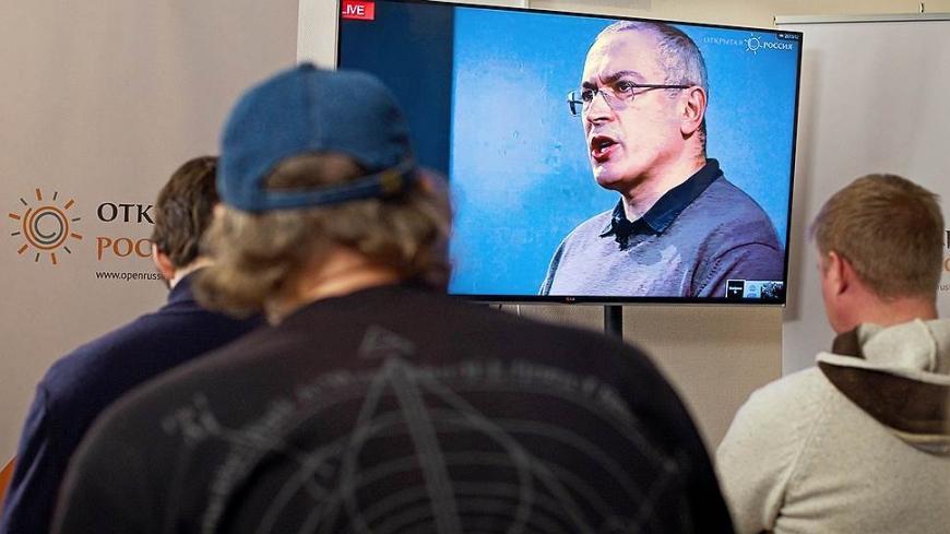 Вновый совет «Открытой России» вошли Ольга Жакова иМихаил Ходорковский