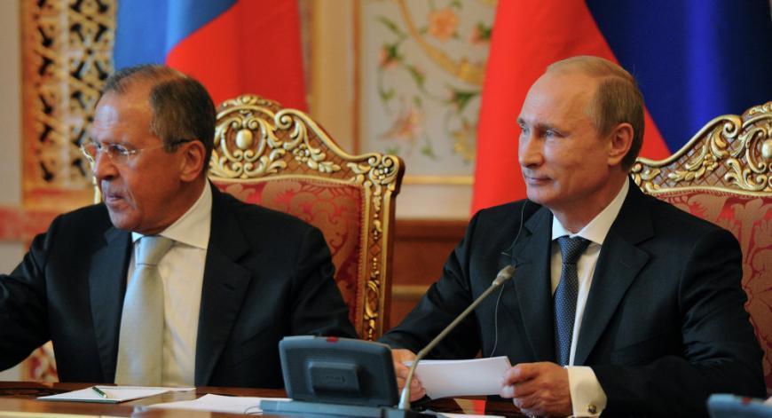 «Повышается роль фактора силы». Путин утвердил концепцию внешней политики РФ