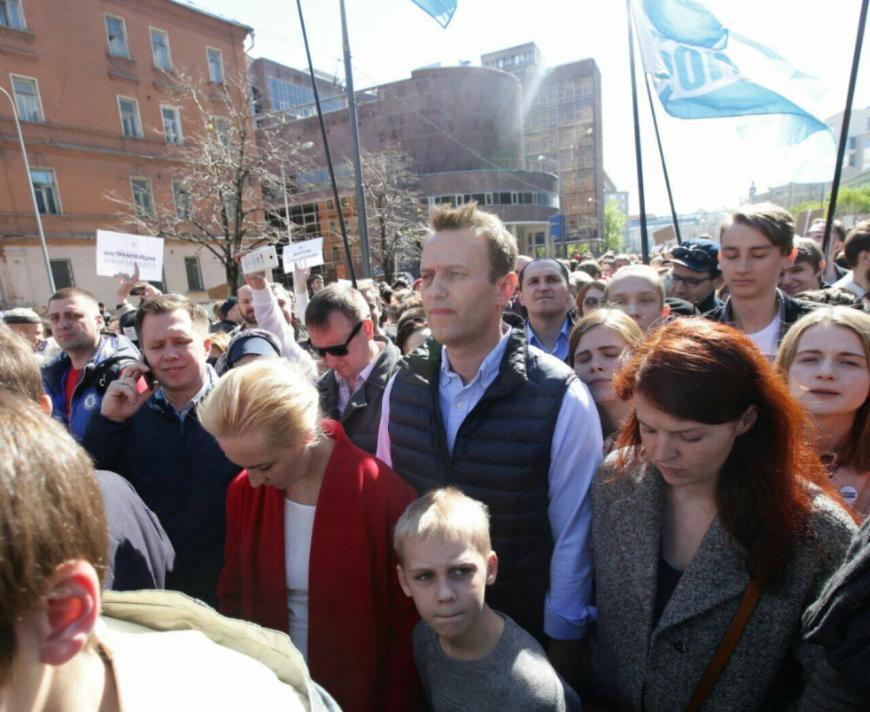 Красноярской журналистке угрожают заочень патриотичный сюжет оНавальном
