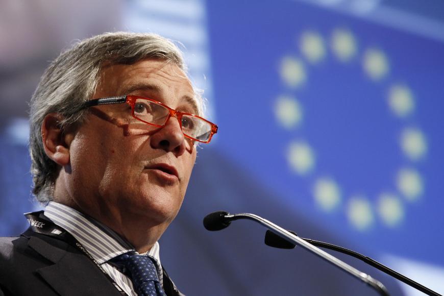 Новым председателем Европарламента избран итальянец Антонио Таяни
