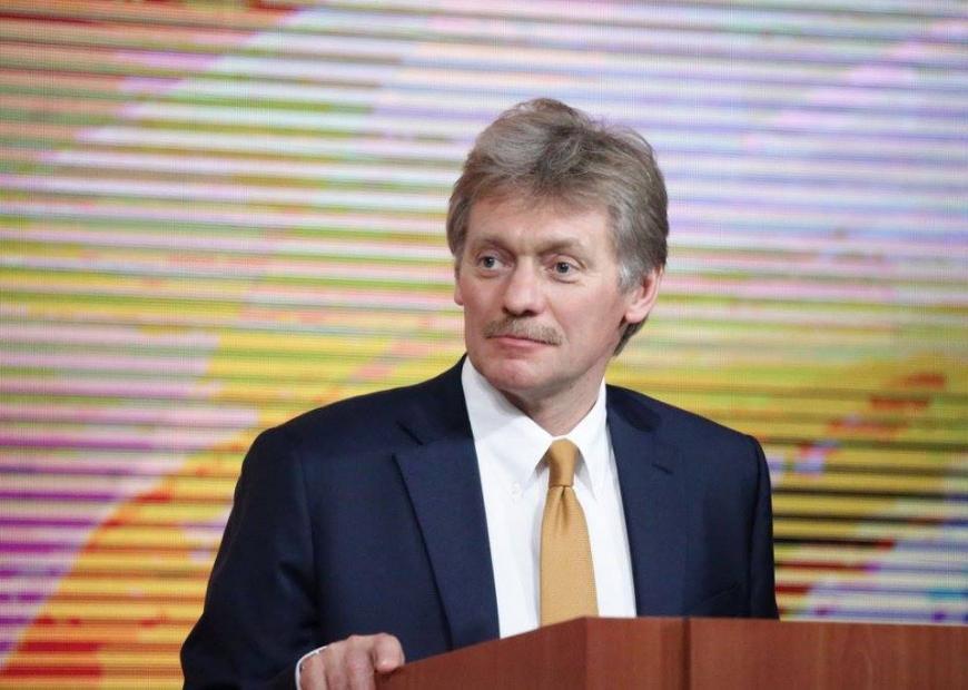 Песков поведал, когда будет сформирован предвыборный штаб В. Путина