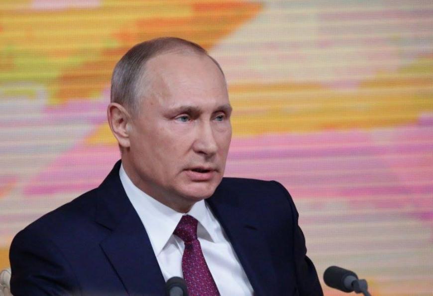 Практически 70 процентов граждан России проголосовалибы за В. Путина вближайшее воскресенье