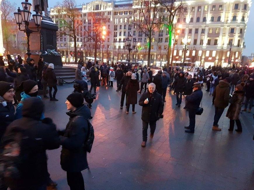 Жители России поведали, чего хотят отвласти страны