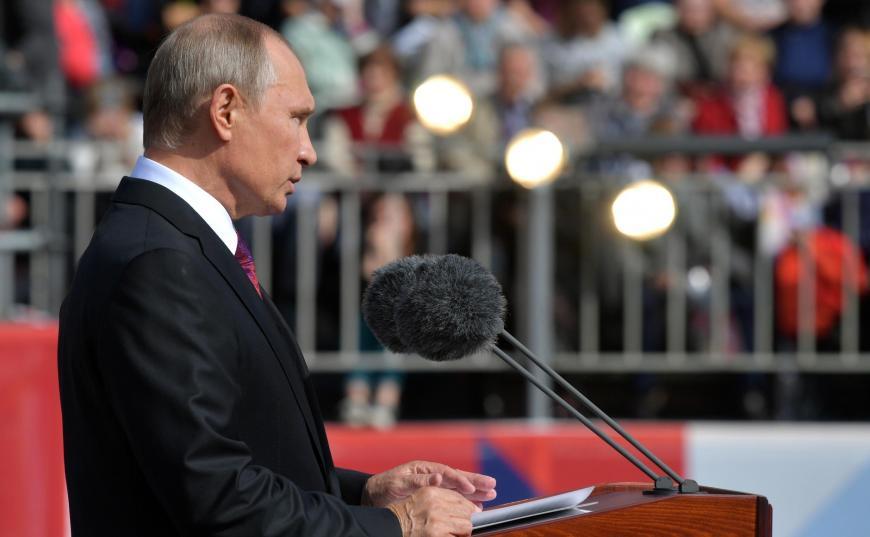 Путин поведал оцелях изадачах масштабной реконструкции столицы