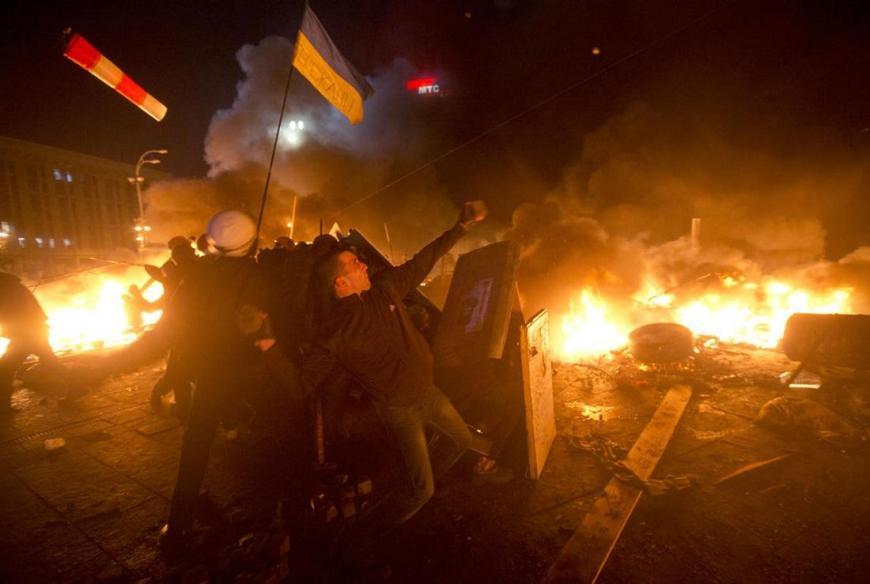 На российском ТВ состоится премьера фильма Оливера Стоуна об Украине