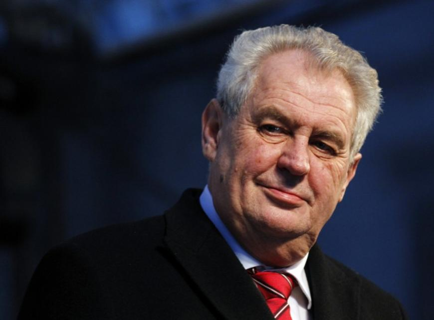 Призвал президент Чехии: «Атакуйте мозг ИГИЛа!»