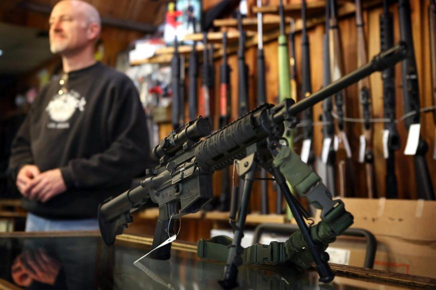 Америка отменила ограничения на реализацию оружия, введенные Бараком Обамой