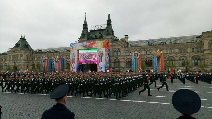 Кремль: Путин приветствовал участников акции «Спасибо заверность, потомки!»