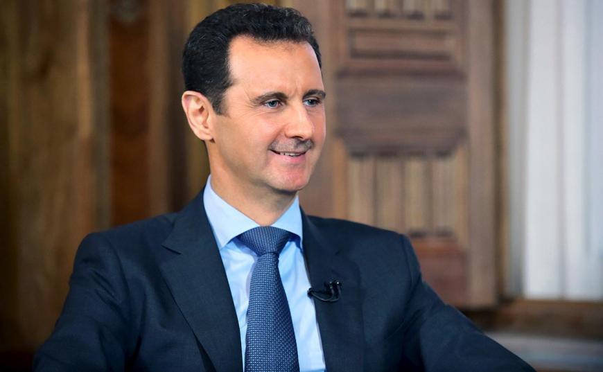Асад допустил возможность обсуждения вопроса референдума напереговорах вАстане