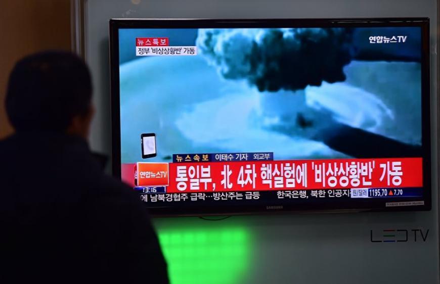Предварительный анализ данных неподтвердил факт тестирования бомбы КНДР— Белый дом