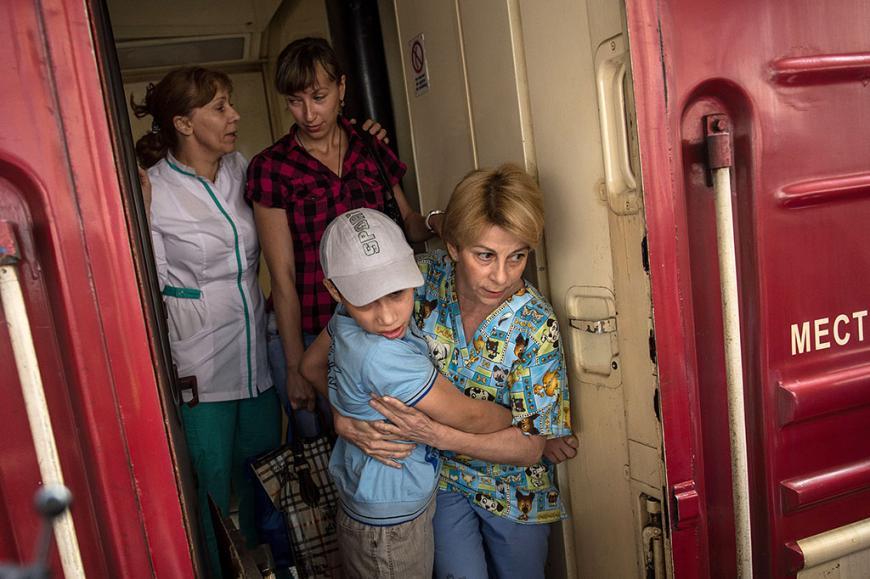 Доктор Лиза погибла вкатастрофе Ту-154