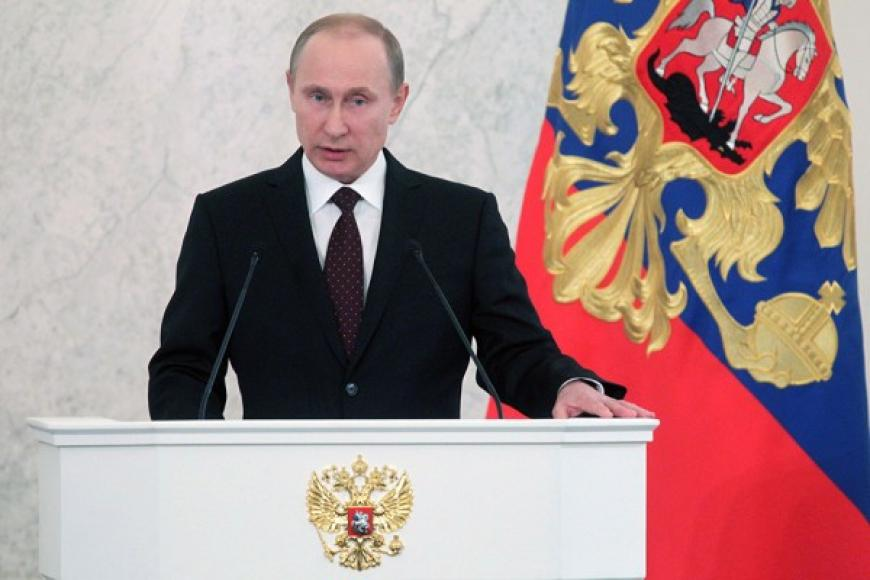 Заказные информационные кампании против РФ уже наскучили — Путин
