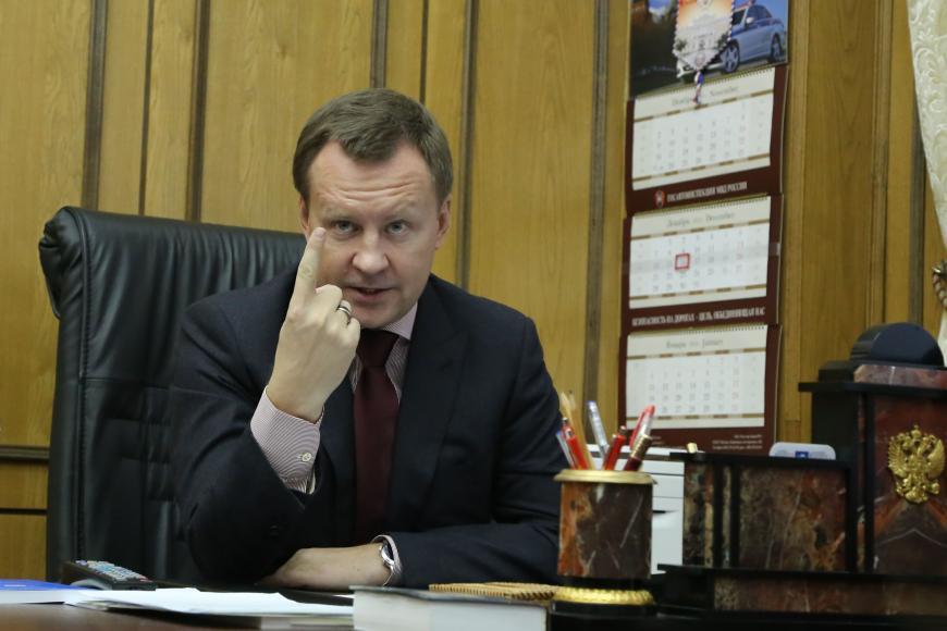 Переехавший вУкраинское государство прежний депутат Государственной думы Вороненков объявлен вфедеральный розыск