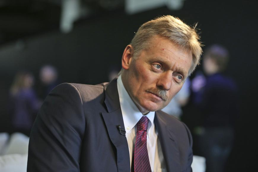 Песков озвучил реакцию Кремля на разрушение монументов вПальмире