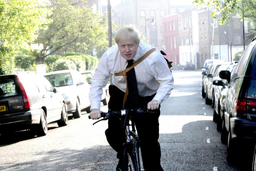 Борис Джонсон стал главой МИД Англии