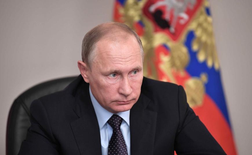 Владимир Путин оценил свое участие впрезидентских выборах
