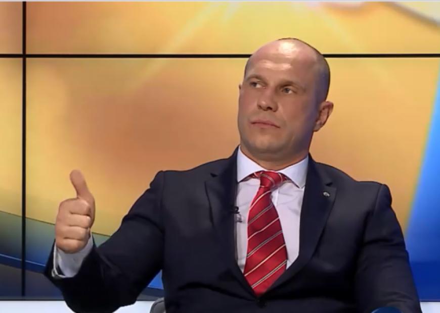 Советник Авакова уверовал вНавального ироссийский Майдан
