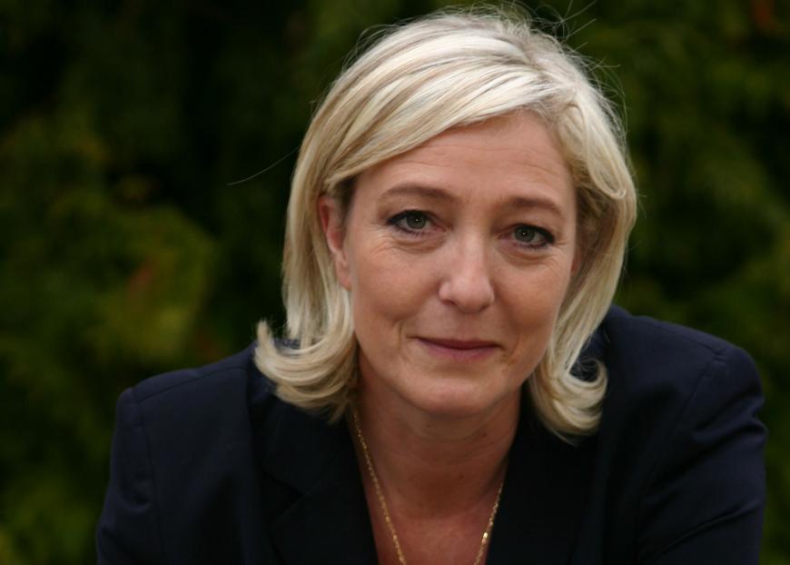 Марин ЛеПен: Европе нестоит опасаться Российской Федерации