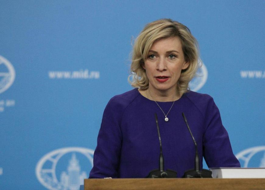 Захарова назвала новые санкции поКрыму «подрывными»— продление следует