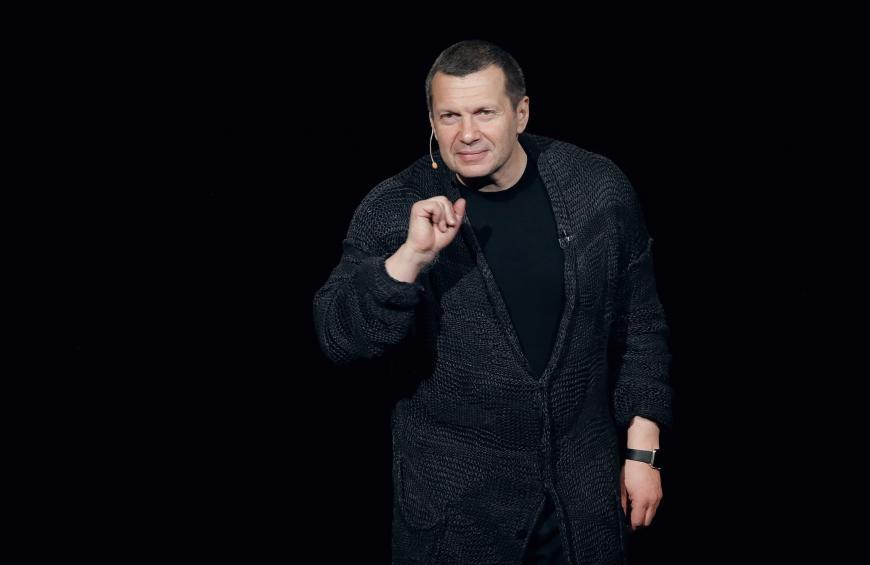 Владимир Соловьев строго  отреагировал нашутку Ивана Урганта