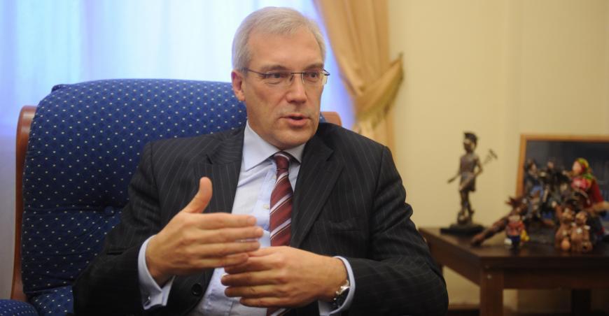 Грушко поведал о русском ответе нанаращивание сил НАТО вевропейских странах