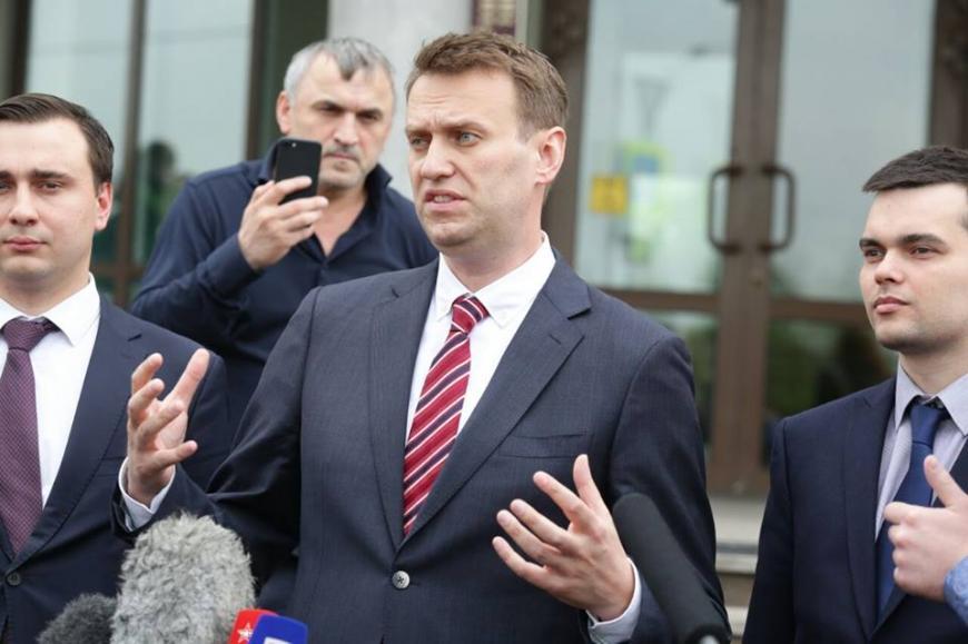 Организаторы митинга Навального неявились нарабочую встречу свластями Курска