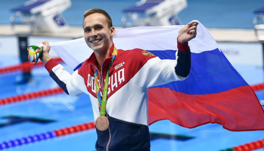 РФ стала шестой вмедальном зачете наОлимпиаде вРио