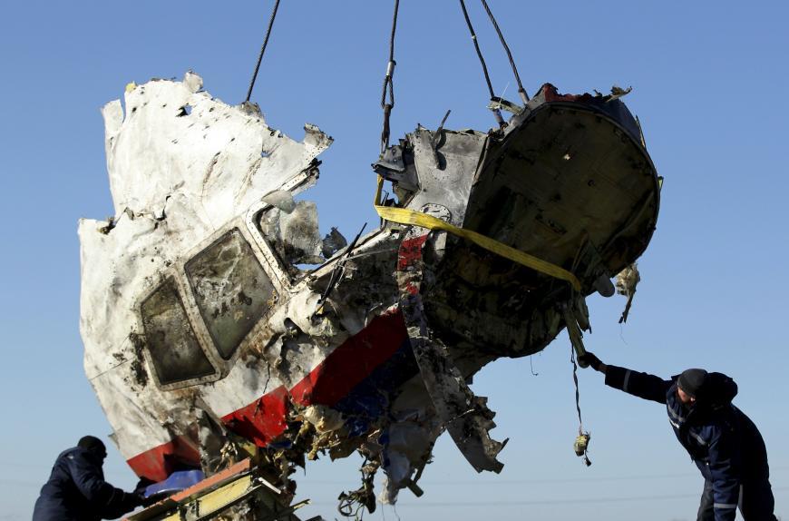 ВРосавиации исключили приближение «незамеченной» ракеты кMH-17 перед аварией