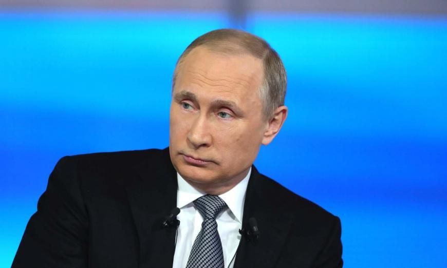 Путин пообещал принять решение овыдвижении навыборы совсем скоро