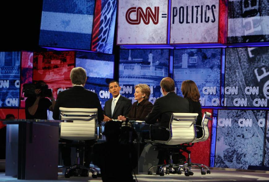 Трамп обвинил американские СМИ впредвзятости