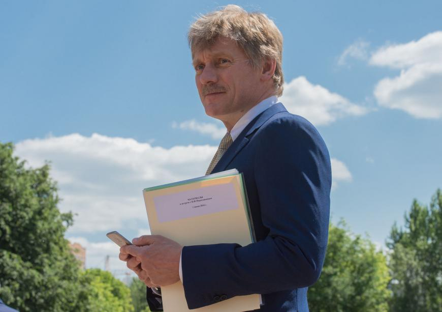 Песков назвал «непристойными» обвинения вадрес РФ вхакерских атаках