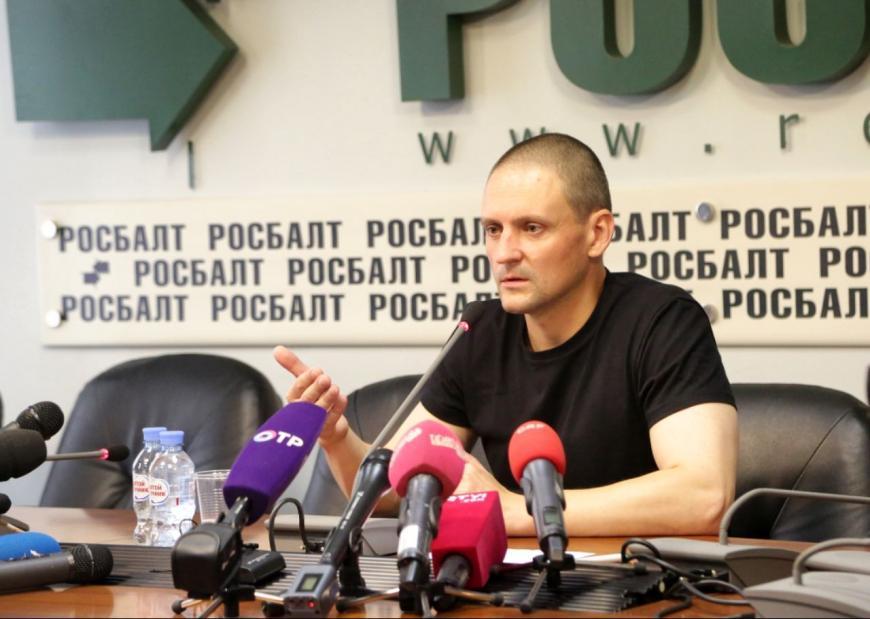 Оппозиционер Удальцов поведал  о собственных  планах