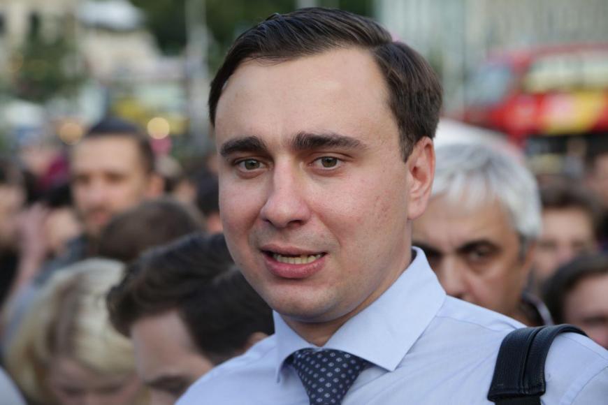 Дмитрий Гудков обжалует вЦИК отказ врегистрации навыборы вМосгордуму