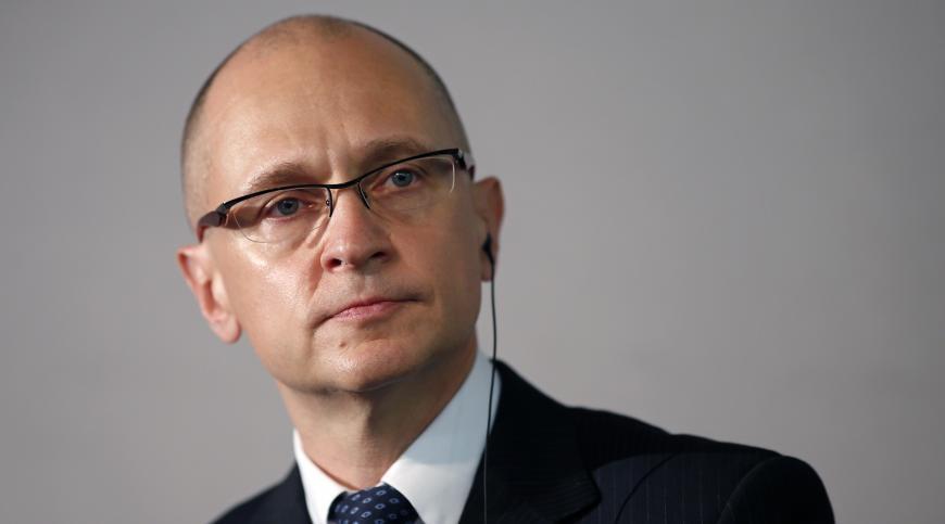 Сергей Кириенко возглавил попечительский совет фонда, занимающегося лечением детской онкологии
