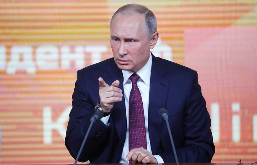Путин поведал, что будет сналогами после 2019 года