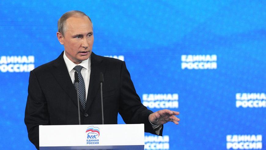 Владимир Путин: «Единая Россия» добилась положительного результата, одолела