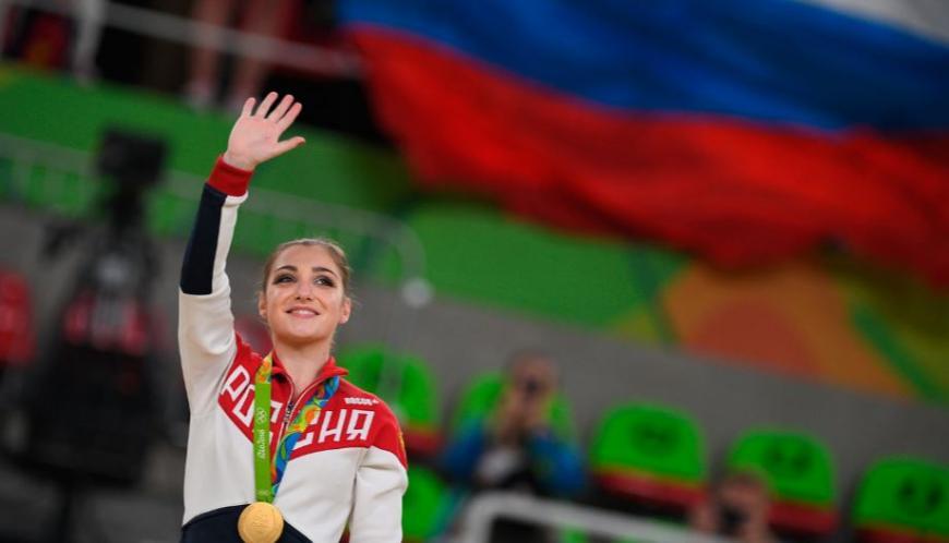 РФ надевятый день Олимпиады получила три золотых медали