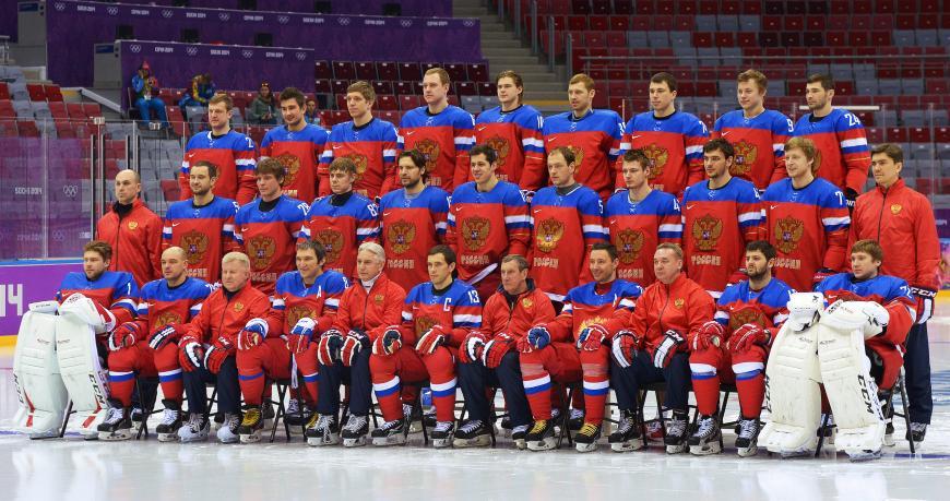 Федерация хоккея Канады поддержала участие сборной РФ вОлимпиаде