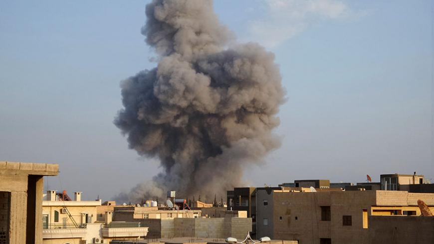 Бои коалиции противИГ: за3 года погибли 484 мирных жителя