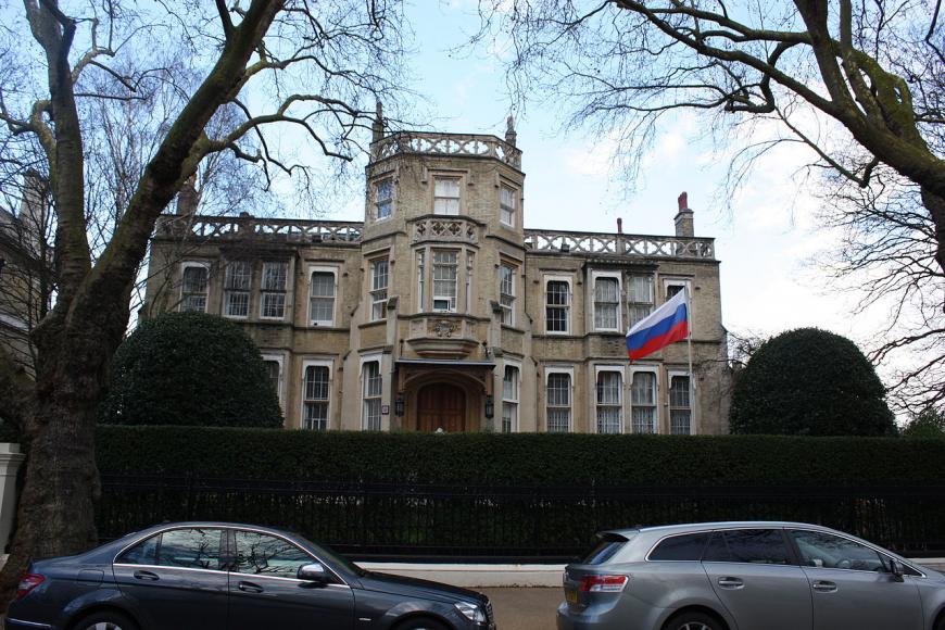 ДипломатыРФ подшутили над публикациями овмешательствеЕС в английские выборы