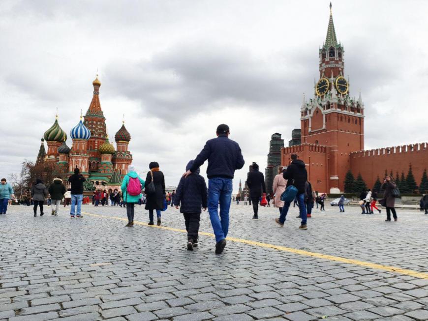 Неменее 80% граждан России считают свою страну лидером восвоении космоса