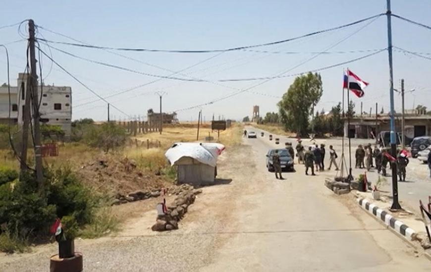 Сотрудники властей Сирии иоппозиции провели очередной телемост