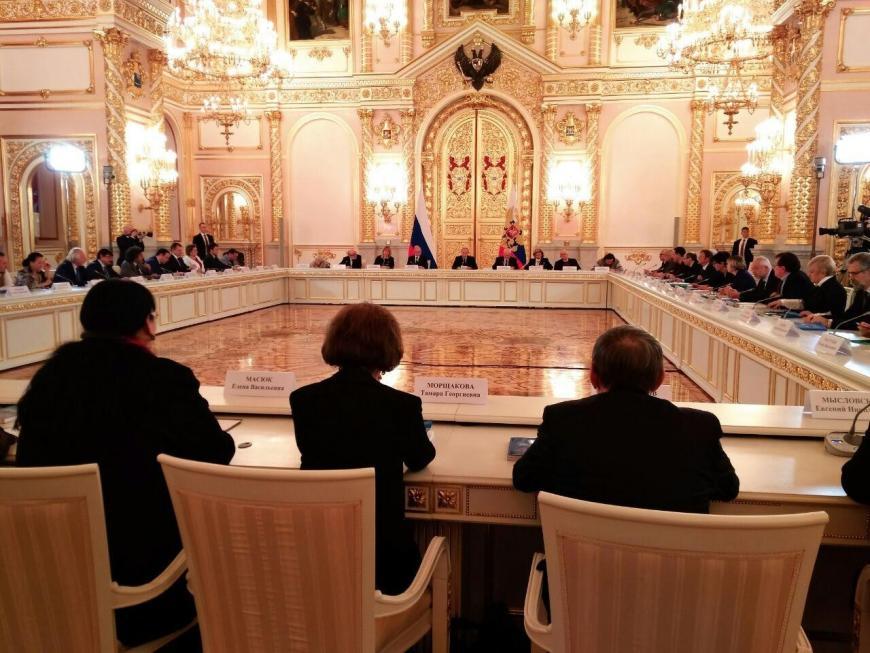 Путин соберет совещание СПЧ вКремле
