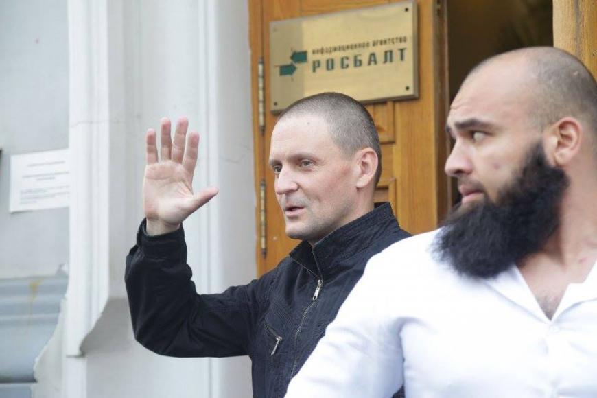 Сергей Удальцов вызван надопрос вСКР