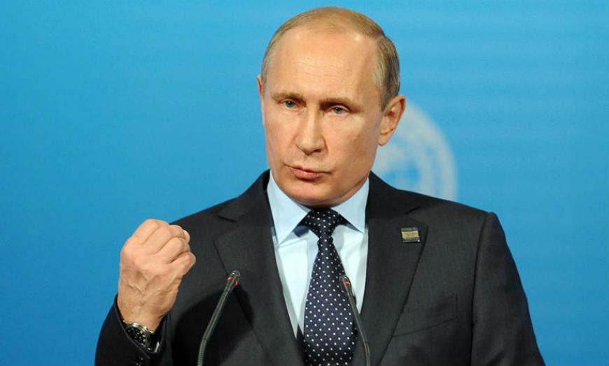 Путин потребовал отслеживать все изменения баланса сил уграницРФ